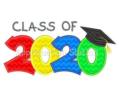 Class of 2020 Graduation Cap