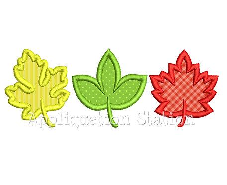 Leaf Trio