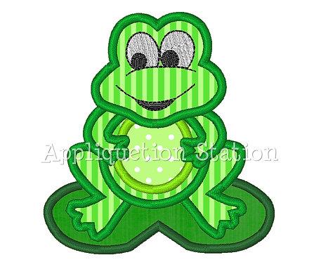 Frog on Lilypad