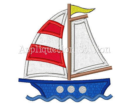 Sailboat Schooner