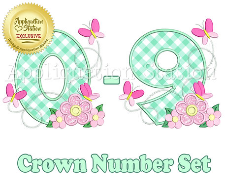 Butterfly Number Set