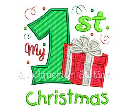 My 1st Christmas Present