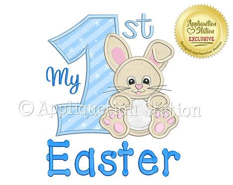 My 1st Easter Bunny Boy