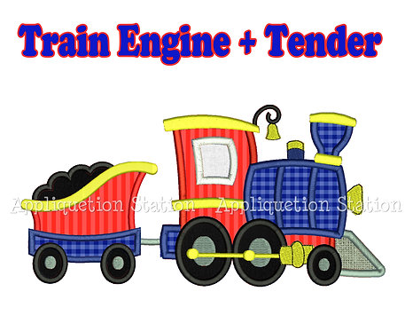 Train and Tender