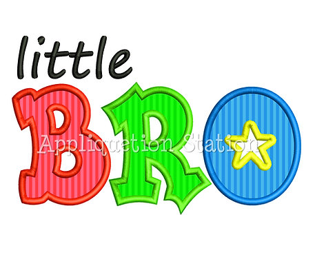 Little Bro Star