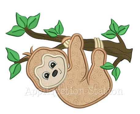 Zoo Baby Sloth Boy