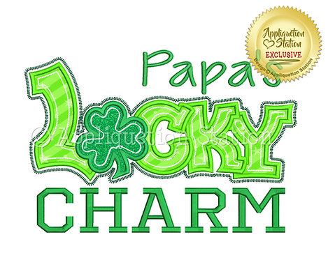 Papa's Lucky Charm