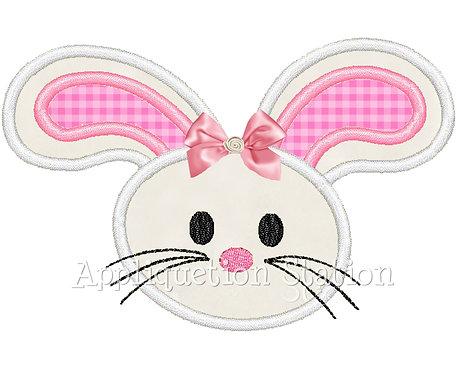 Easter Bunny Head