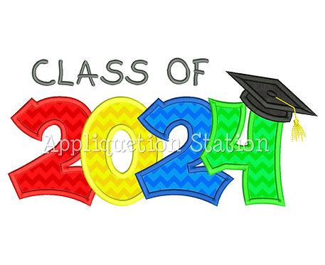 Class of 2024 Graduation Cap