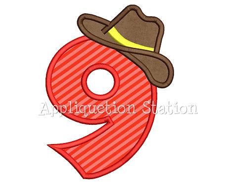 Cowboy Number 9