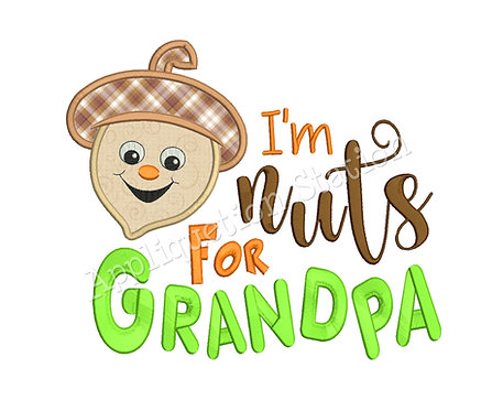 I'm Nuts for Grandpa
