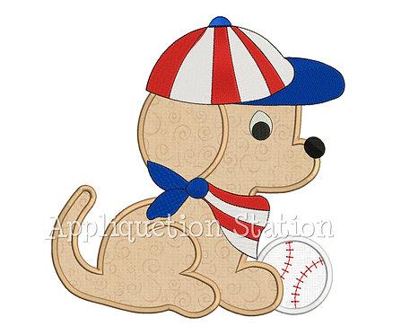 Baseball Puppy Dog