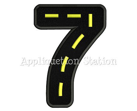 Road Number 7