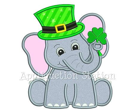 St. Patrick's Elephant