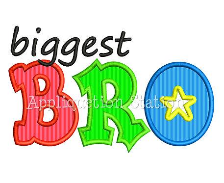 Biggest Bro