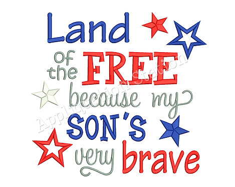 Land of the Free Son