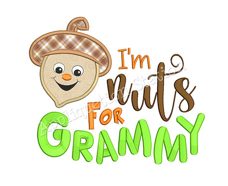 I'm Nuts for Grammy