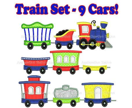 Train Full Set