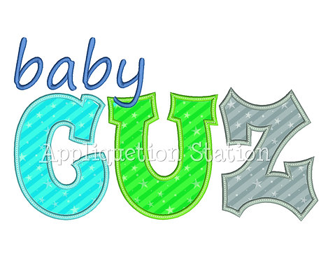 Baby Cuz