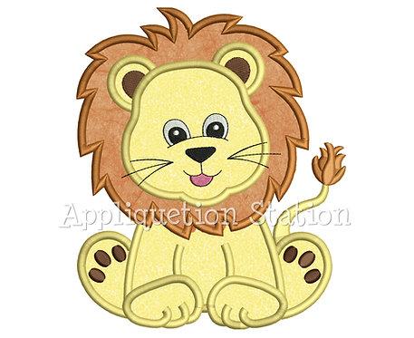 Zoo Baby Lion
