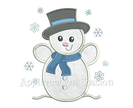 Snowman Boy