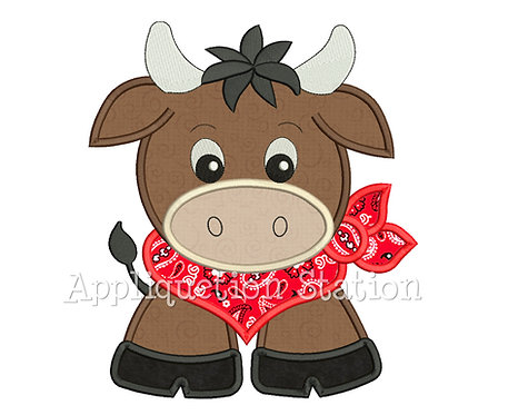 Bandana Baby Bull