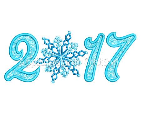 2017 Snowflake