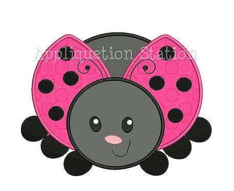 Bugzee Ladybug Crawling