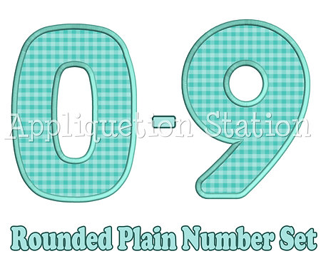 Rounded Number Set