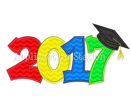 2017 Graduation Cap