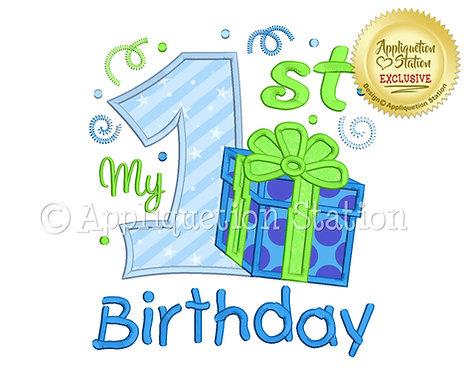 1st Birthday Present