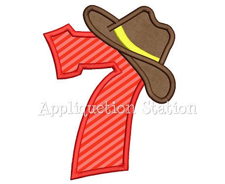 Cowboy Number 7