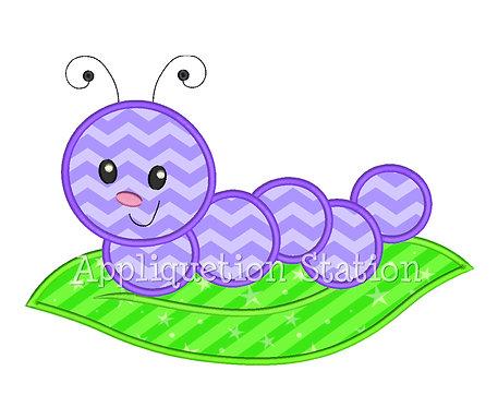 Bugzee Caterpillar