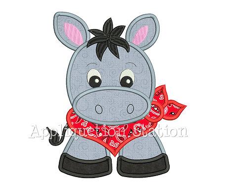 Bandana Baby Donkey