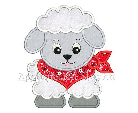 Bandana Baby Sheep Lamb