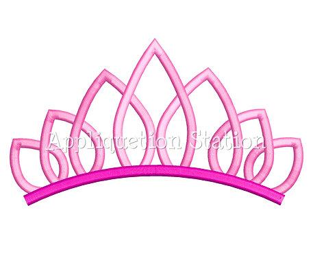 Simple Tiara Crown