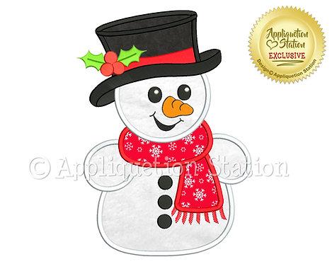 Snow Buddy Snowman #2 Top Hat