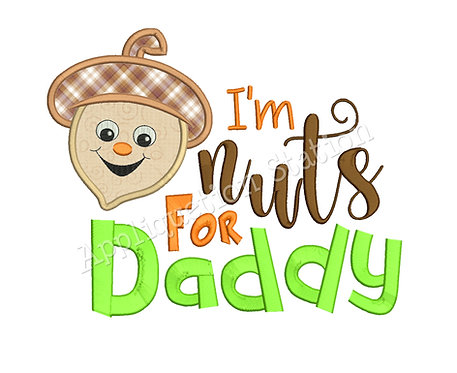 I'm Nuts for Daddy