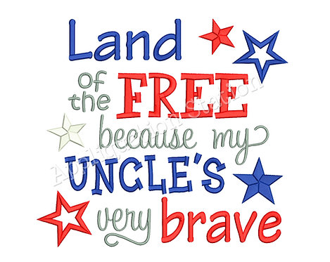 Land of the Free Uncle