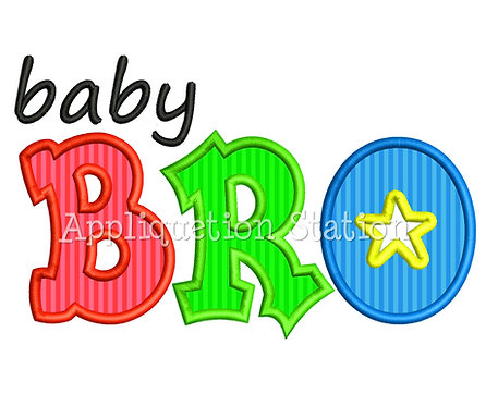 Baby Bro Star