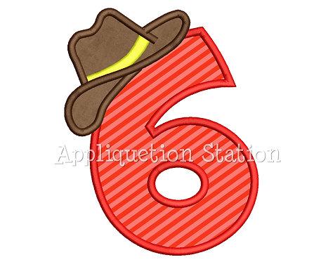 Cowboy Number 6