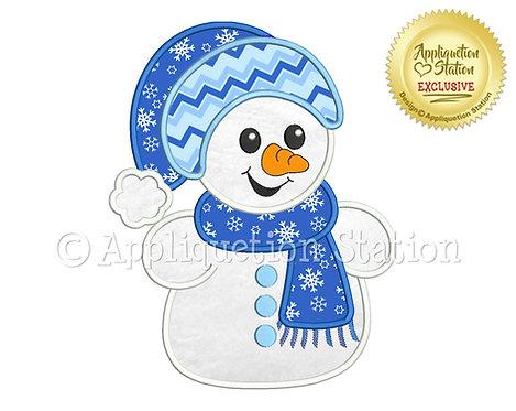 Snow Buddy Snowman #1