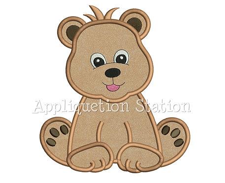 Zoo Baby Bear