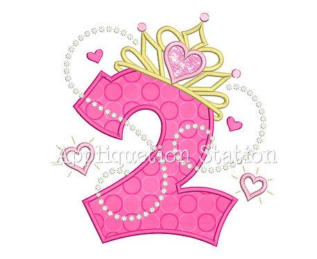 Princess Tiara Number 2