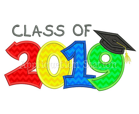 Class of 2019 Graduation Cap
