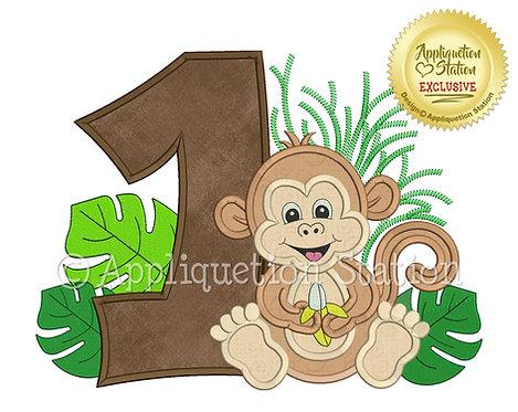 Monkey Number 1