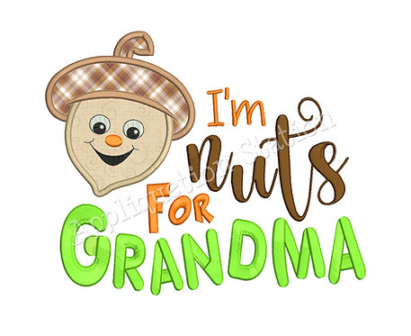 I'm Nuts for Grandma