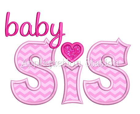 Baby Sis Heart