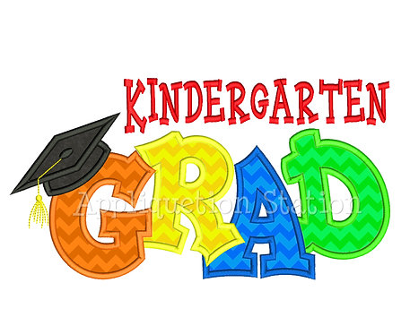 Kindergarten Graduation Cap