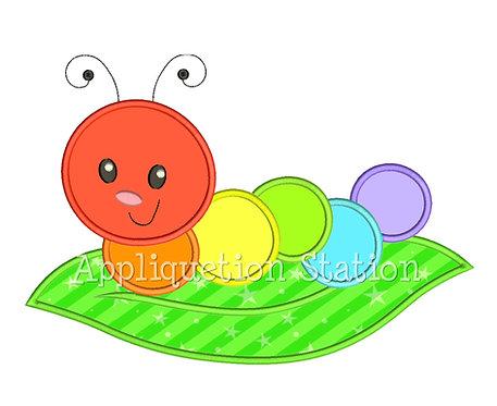 Bugzee Rainbow Caterpillar